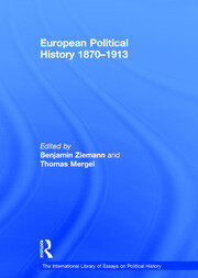 European Political History 1870–1913