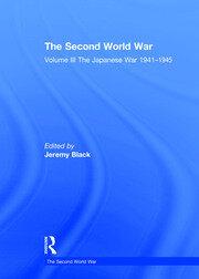 The Second World War: Volume III The Japanese War 1941–1945