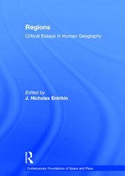 Regions: Critical Essays in Human Geography