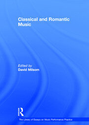 Classical and Romantic Music