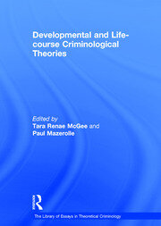 Developmental and Life-course Criminological Theories