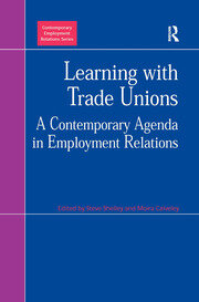 An Historical Overview of Trade Union Involvement in Education and Learning in the UK