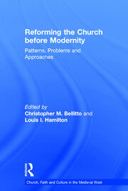 Church Reform and Society in Late Antiquity