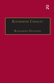 Katherine Chidley: Printed Writings, 1641–1700: Series II, Part Four, Volume 4