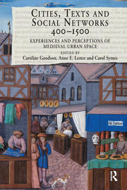 Cities, Texts and Social Networks, 400–1500