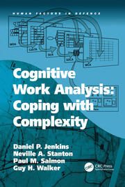 Cognitive Work Analysis: Coping with Complexity - 1st Edition book cover