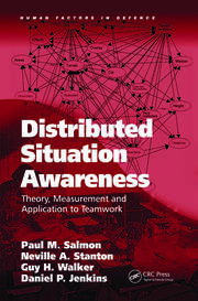 Distributed Situation Awareness - 1st Edition book cover
