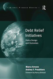 Debt Relief Initiatives: Policy Design and Outcomes