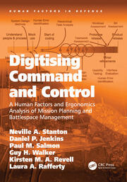 Digitising Command and Control - 1st Edition book cover