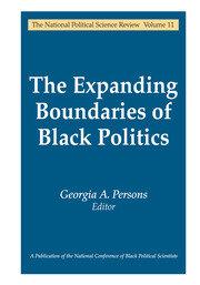 The Expanding Boundaries of Black Politics