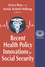 Recent Health Policy Innovations in Social Security