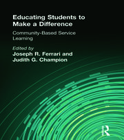 """Student Perceptions of the """"Learning"""" in Service-Learning Courses"""