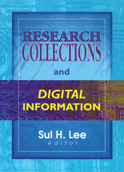 Research Collections and Digital Information: Will There Be a Role for Interlibrary Loan and Document Delivery Services?
