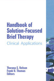 Handbook of Solution-Focused Brief Therapy - 1st Edition book cover