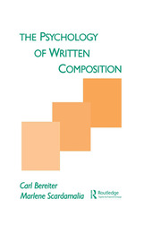 The Psychology of Written Composition