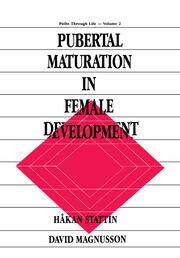 Pubertal Maturation in Female Development
