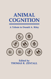 Animal Cognition: A Tribute To Donald A. Riley