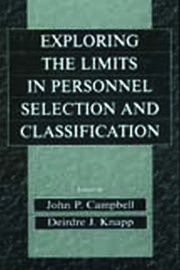 Exploring the Limits in Personnel Selection and Classification