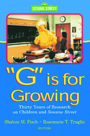 Creation and Evolution of the Sesame Street Curriculum