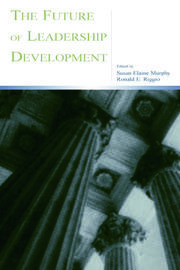 The Future of Leadership Development - 1st Edition book cover