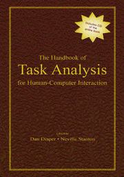 Hdbk Task Analysis for Human -Comp Interact - 1st Edition book cover
