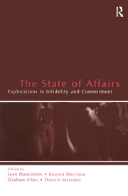 The State of Affairs: Explorations in infidelity and Commitment