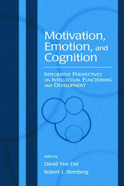 Motivation, Emotion, and Cognition: Integrative Perspectives on Intellectual Functioning and Development