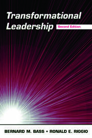 Featured Title - Transformational Leadership - 1st Edition book cover