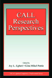 Interactionist SLA Theory in CALL Research