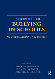 A Social-Ecological Model for Bullying Prevention and Intervention: Understanding the Impact of Adults in the Social Ecology of Youngsters