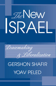 Introduction: The Socioeconomic Liberalization of Israel