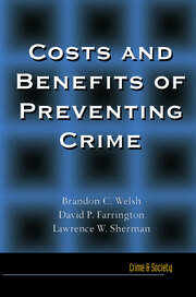 The Comparative Costs and Benefits of Programs to Reduce Crime