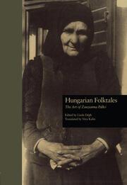 Hungarian Folktales: The Art of Zsuzsanna Palk-