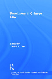 Foreigners in Chinese Law