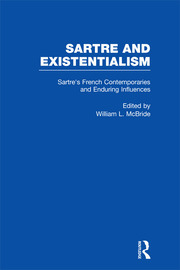 Sartre's French Contemporaries and Enduring Influences: Camus, Merleau-Ponty, Debeauvoir & Enduring Influences