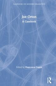 Joe Orton: A Casebook