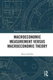 Macroeconomic Measurement Versus Macroeconomic Theory