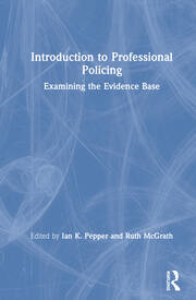 Introduction to Professional Policing: Pepper - 1st Edition book cover