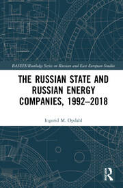 The Russian State and Russian Energy Companies