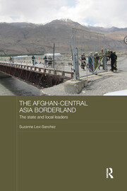 The Afghan-Central Asia Borderland: The State and Local Leaders