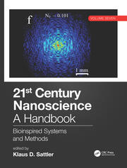 21st Century Nanoscience – A Handbook: Bioinspired Systems and Methods (Volume Seven)