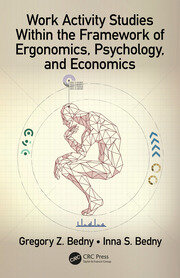 Work Activity Studies Within the Framework of Ergonomics, Psychology, and Economics