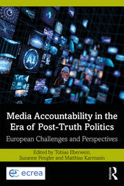 Featured Title - Media Accountability ECREA - 1st Edition book cover