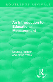 An Introduction to Educational Measurement
