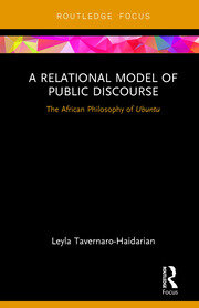A Relational Model of Public Discourse; Tavernaro-Haidarian