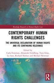 Contemporary Human Rights Challenges: The Universal Declaration of Human Rights and its Continuing Relevance