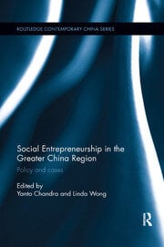 Social entrepreneurship in Taiwan: opportunities and challenges