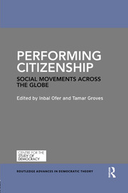 Performing Citizenship: Social Movements across the Globe