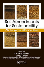 Soil Amendments for Sustainability: Challenges and Perspectives