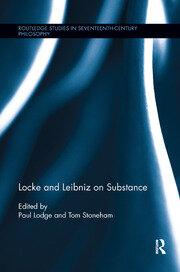Locke and Leibniz on Substance
